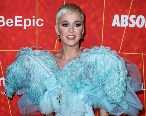 Ce tweet de Katy Perry liké par. Donald Trump