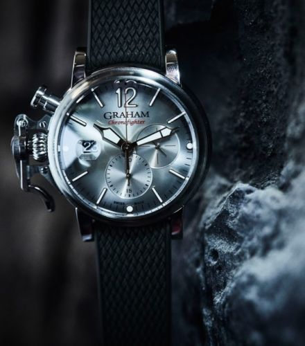 Le Grand Vintage de la collection Chronofighter de Graham