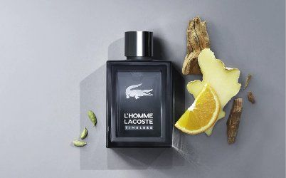 Lacoste L'Homme Timeless ~ new fragrance