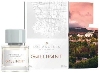 Gallivant Los Angeles ~ fragrance review