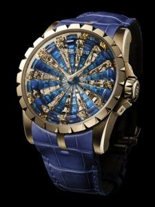 Hyperwatch Excalibur Chevaliers de la Table ronde III par Roger Dubuis
