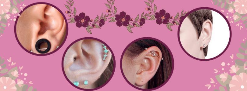 Types of Ear Piercings: A Complete Guide