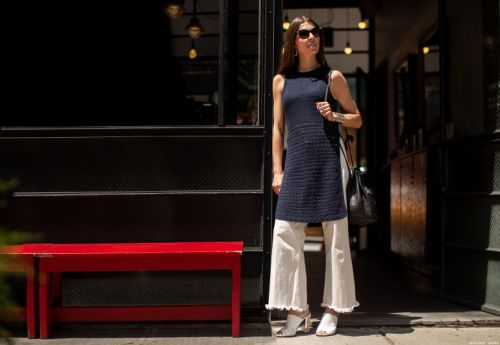 A Street Style with Catherine Carnevale