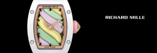 La collection Bonbon de Richard Mille