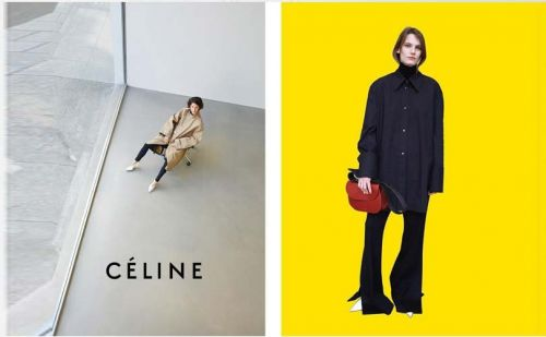 Céline lance son site de e-commerce