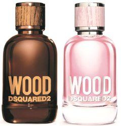 DSquared2 Wood ~ new fragrances