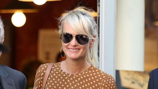 Laeticia Hallyday:  son adorable message pour Mathilde, la fille de son chéri Pascal Balland