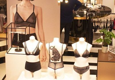 ELLEFashionSpot:  la collab sexy Victoria Secret x Livy à New York