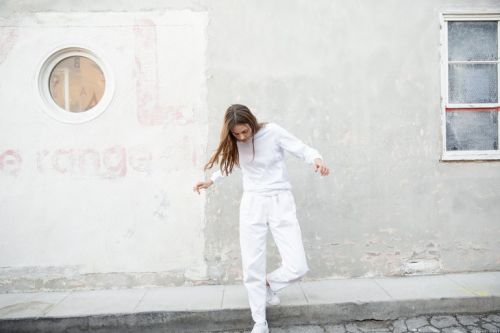 A Street Style With Dimphy Janse