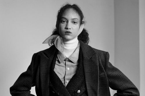 Nayeli Figueroa is the diligent Dominican student who debuted at Dior