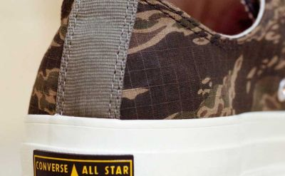 Collaboration Converse x Carhartt