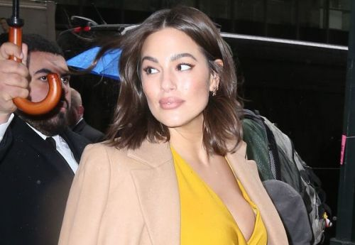 PHOTO. Ashley Graham, beauté naturelle:  elle affiche ses vergetures et ses fans lui disent merci