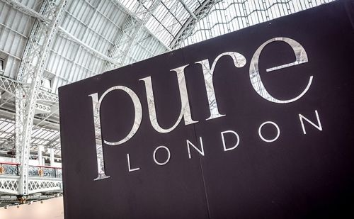 Pure London s'engage contre le plastique à usage unique