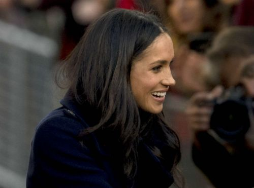 Public Royalty:  Meghan Markle:  vous copierez plus facilement son nez, que sa bague !
