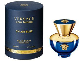Versace Pour Femme Dylan Blue ~ new perfume
