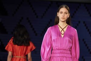London Fashion Week:  retour sur les temps forts de lundi