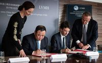 LVMH sera à China International Import Expo en novembre