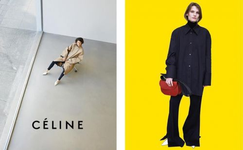 Un possible départ de Phoebe Philo de Céline ?