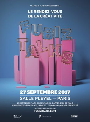 Introducing Fubiz Talks 2017