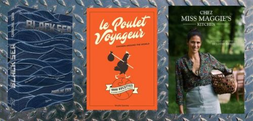 Livres de cuisine:  and the winners are