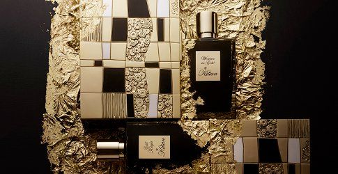 By Kilian Woman in Gold & Gold Knight ~ new fragrances