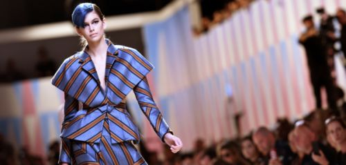 "Fashion Week de Milan:  l'escapade ""Tropical Chic"" de Fendi"