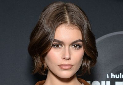 Kaia Gerber:  on adopte son look pour prendre l'avion