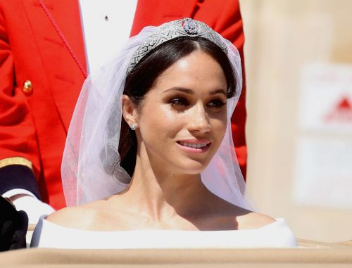 Royal wedding:  décryptage du look beauté de Meghan Markle
