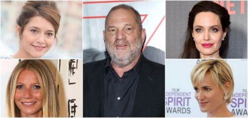 Harvey Weinstein : les accusations des stars se multiplient