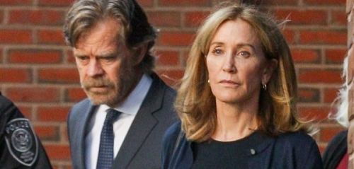 Felicity Huffman, star de Desperate Housewives, condamnée à 14 jours de prison