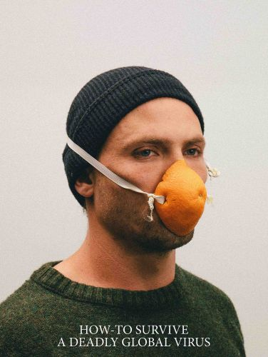 Alternative Masks with Daily Life Objects to Protect against Coronavirus