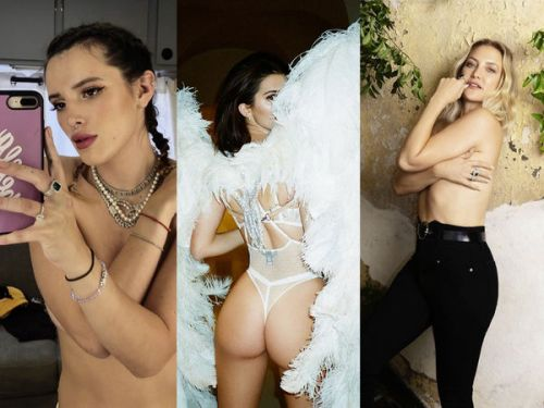 Bella Thorne, Kendall Jenner, Kate Hudson. le best of Instagram de la semaine