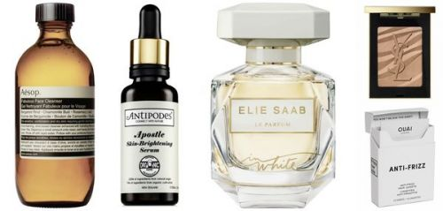 Aésop, Elie Saab, Yves Saint Laurent. 5 solutions pour corriger les imperfections