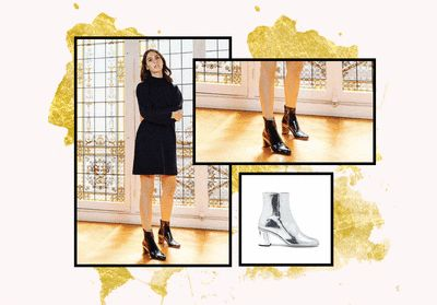 Bon plan ELLE Store:  des bottines luxueuses mais accessibles