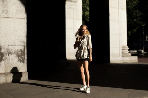 A Street Style with Luisa Laemmel