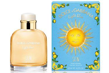 Dolce & Gabbana Light Blue Sun ~ new fragrances