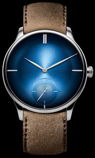 La Montre du jour: H. Moser & Cie Venturer Small Seconds Purity