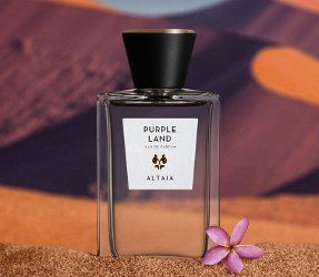 Altaia Purple Land ~ new fragrance