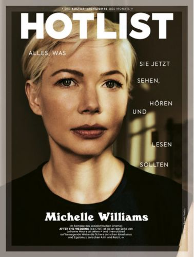 Michelle Williams  Glamour Germany