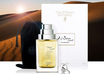 The Different Company AlSahra ~ new fragrance