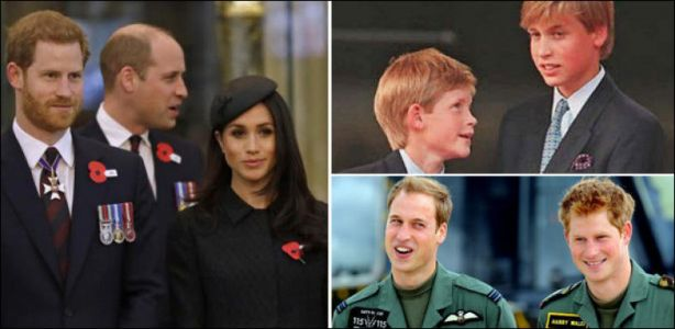 Breaking news:  le Prince William sera le témoin du Prince Harry lors de son mariage