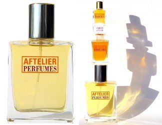 Aftelier Embers & Musk ~ new fragrance