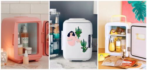 Beauty fridge : le nouvel indispensable des influenceuses beauté