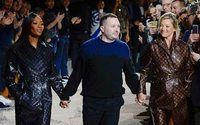 "Louis Vuitton:  les adieux ""so british"" de Kim Jones"
