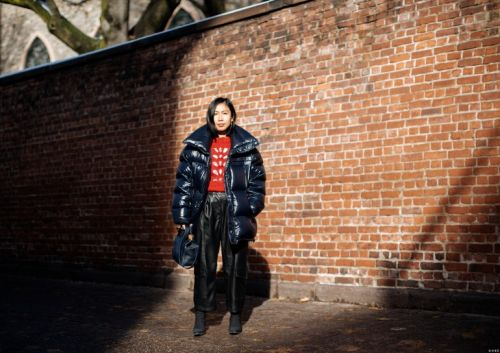 A Street Style with Annette Lasala Spillane