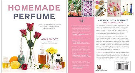 Homemade Perfume by Anya McCoy ~ book review
