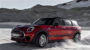 Essai Mini Clubman John Cooper Works:  Plus grande, plus fun
