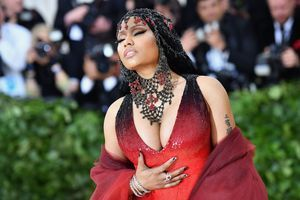 Nicki Minaj peaufine le fruit de sa collaboration avec Diesel