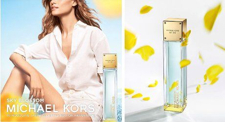 Michael Kors Sky Blossom ~ new fragrance
