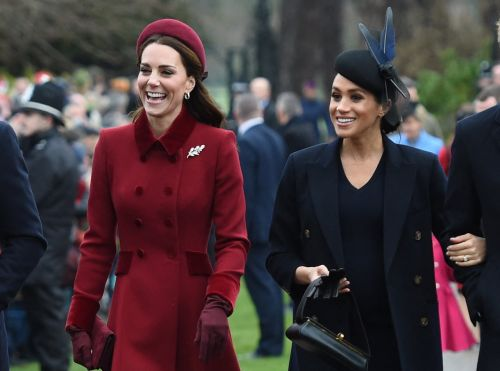 Meghan Markle vs Kate Middleton : un dress code, deux styles